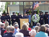 Dedication of the Memorial Ceremony