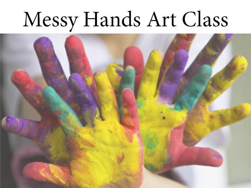 Messy Hands